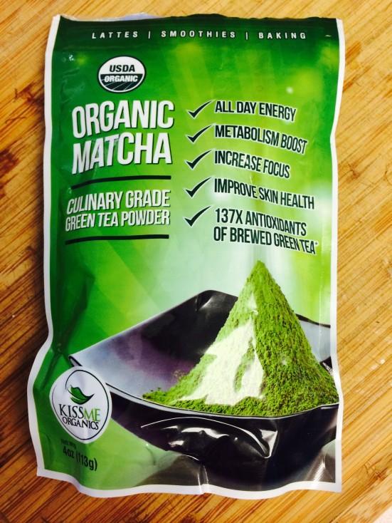 Kiss Me Organics Organic Matcha
